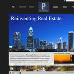 Patten Sales and Marketing Website